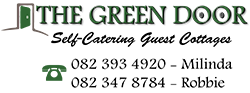 The Green Door Guest Cottages logo