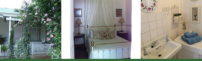 Guest Bedroom and Suite Green Door Parys