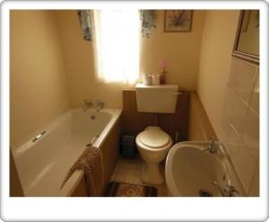 Greendoor Cottagemain bathroom